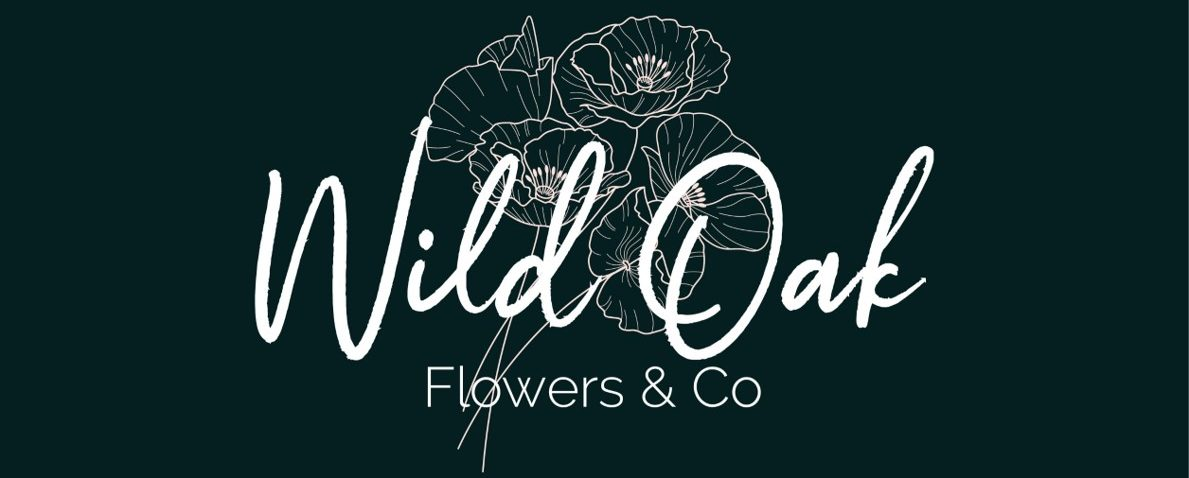 Wild Oak Flowers